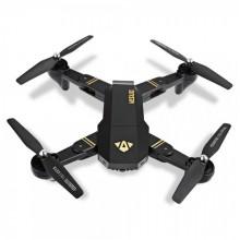 Квадрокоптер Visuo Siluroid XS809HW WI-FI Camera 2МП WI-FI Black (18k)