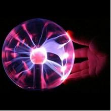Ночник BTB Magic Flash Ball плазменный шар