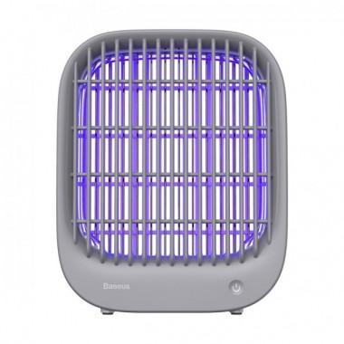 Лампа-ловушка уничтожитель насекомых в помещении Baseus Baijing Desktop Mosquito Lamp (DGBJ-02)Белый